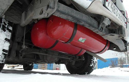 Газобаллонная система на авто